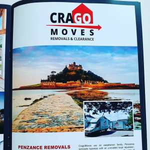 Penzance Business working with Crago Moves