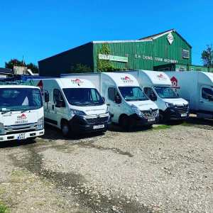 Equipped for removals and clearance