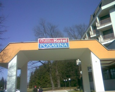Banja Vrućica hotel Posavina