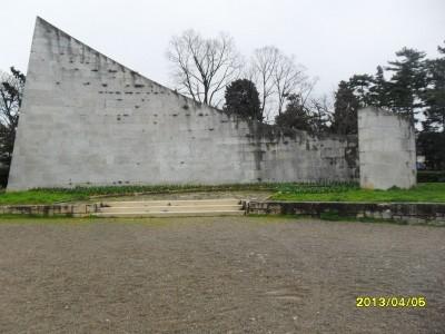 Spomen kosturnica na Trsatskom parku 009