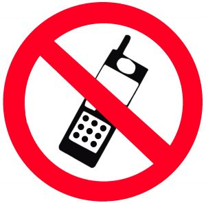 zabranjeni mobiteli
