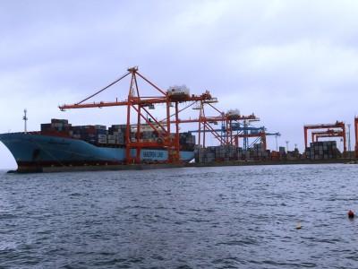 brod kontejner