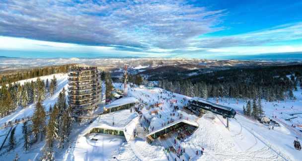 bachledka ski