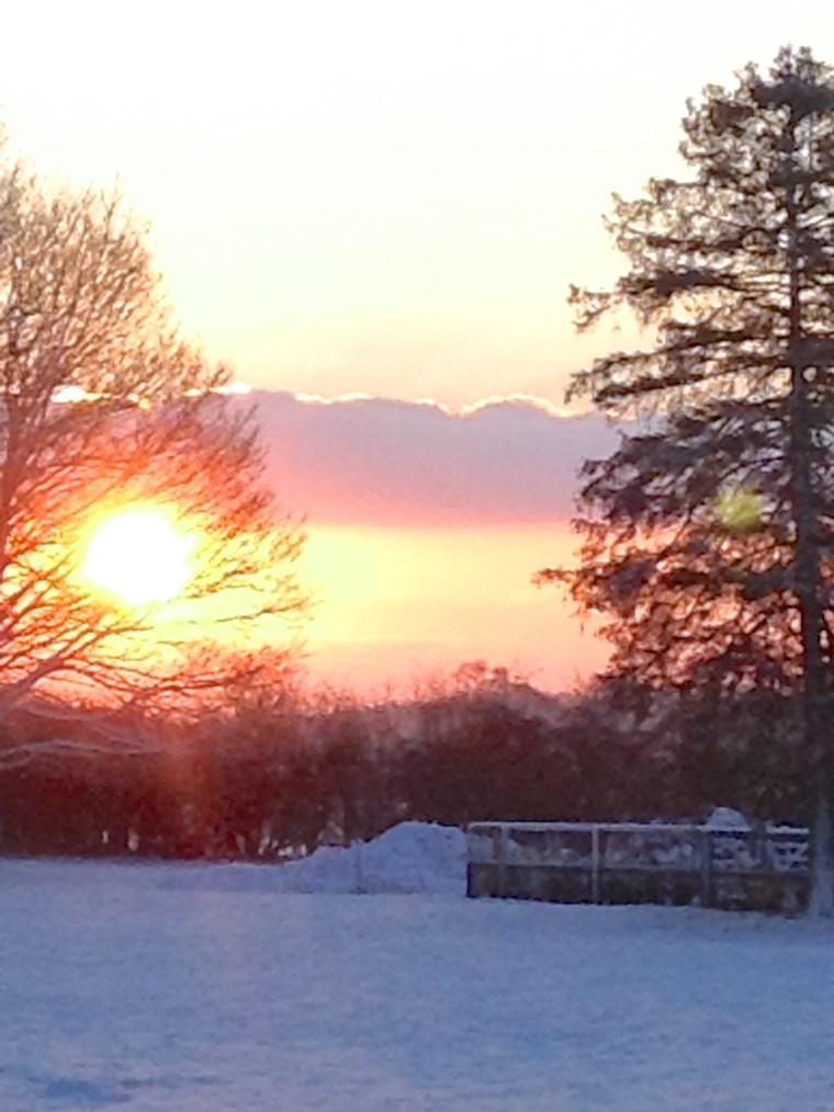 A-Snowy-Dawn