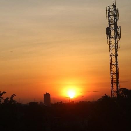 Morning in Samut Prakan