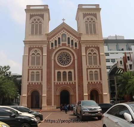 Assumption Cathedral Bangkok