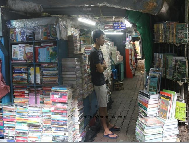 English Bookstores Bangkok