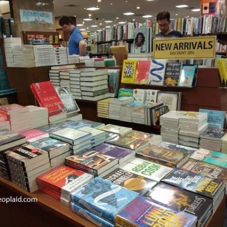 Kinokoniya Bookstore