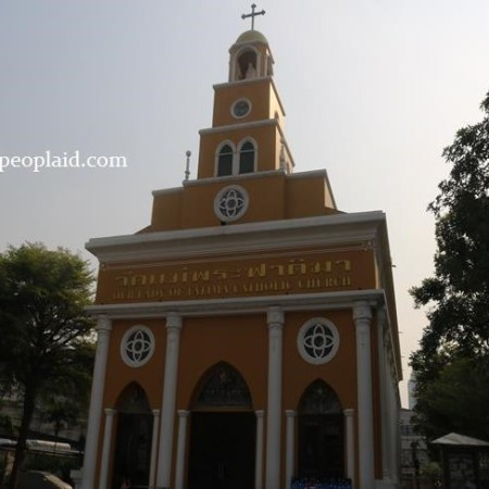Our Lady of Famita Church in Bangkok