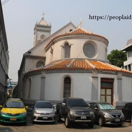 Immaculate Conception Church in Bangkok, Thailand