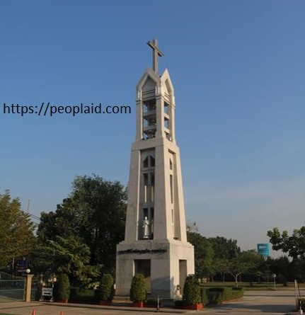 Holy Infant Jesus Bell Tower