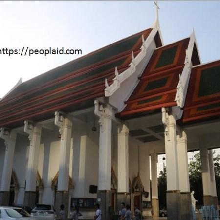 Holy Redeemer Church in Bangkok Thailand