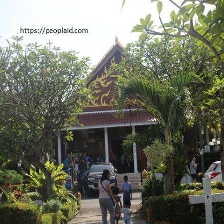 St. Nikolaus Church Pattaya
