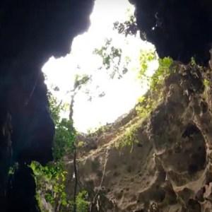 Callao Cave in Penablanca, Cagayan