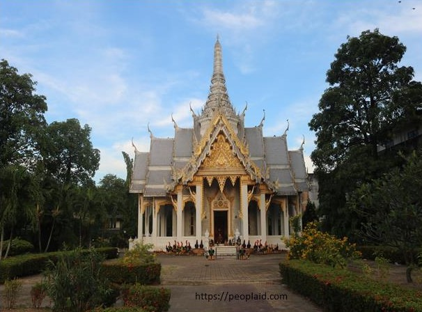 Chachoengsao Province Points of Interest