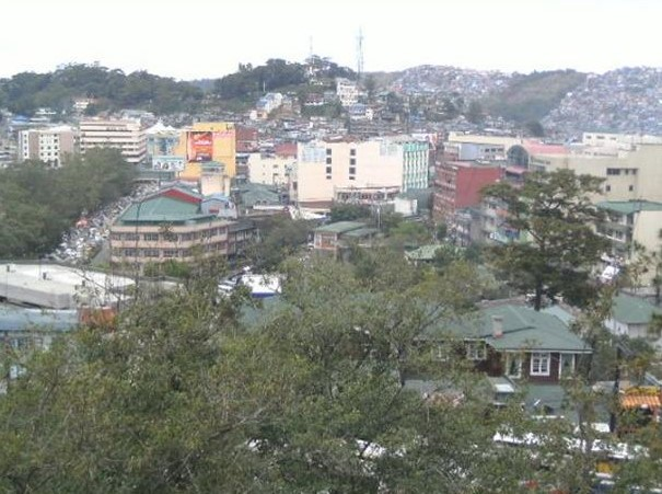 Baguio City Tourist Spots