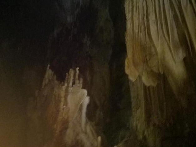 Capisaan Cave in Kasibu