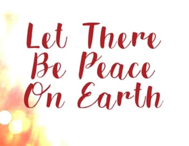 Let There Be Peace On Earth Lyrics