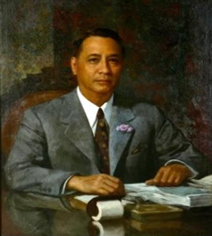 Manuel Roxas