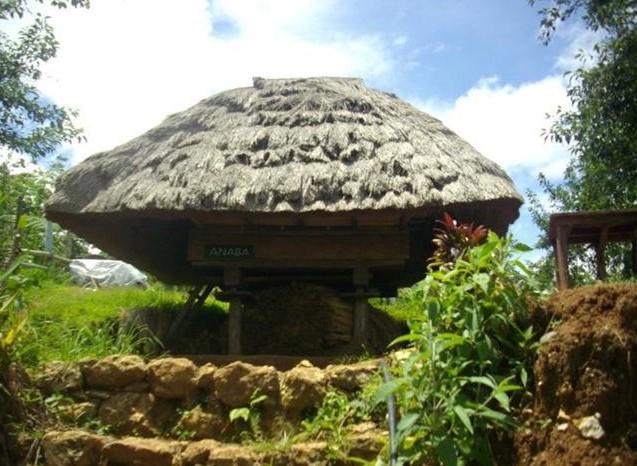Tam-awan Village in Baguio