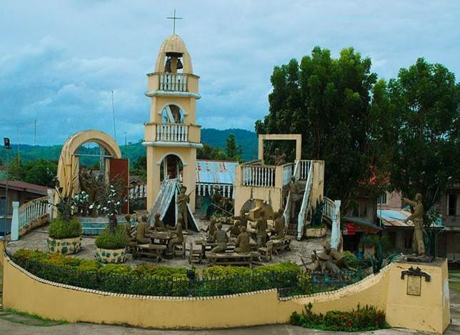 Balangiga Massacre Monument