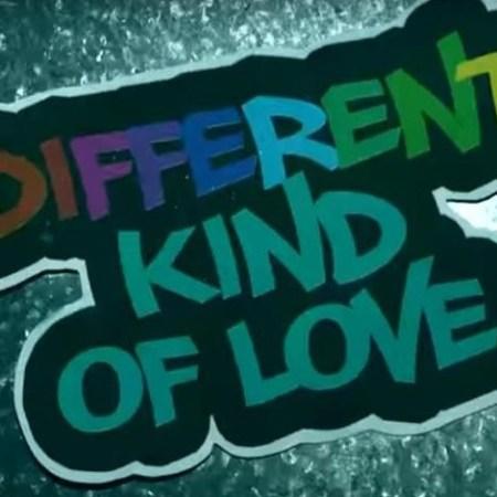 Different Kind Of Love Lyrics