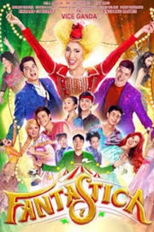 Fantastica  Movie Poster