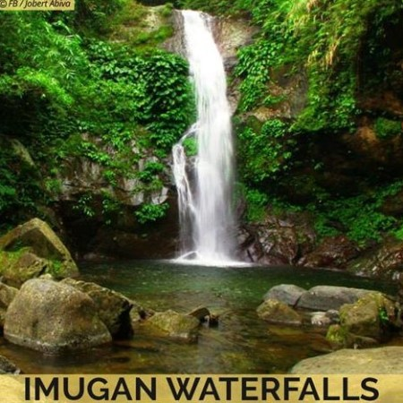 Imugan Waterfalls