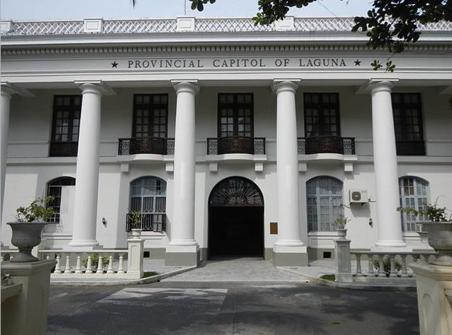 Laguna Province History