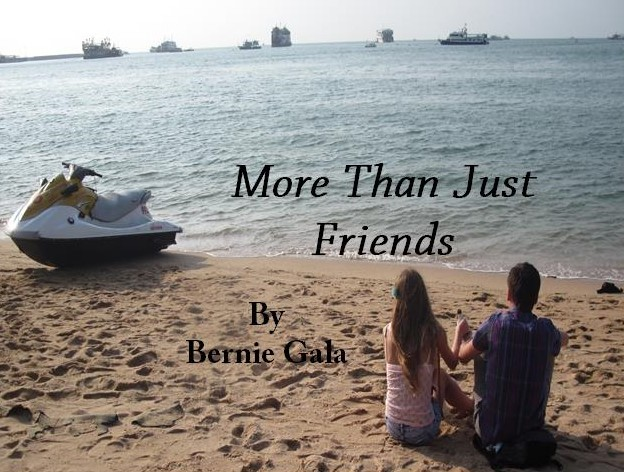 More Than Just Friends Lyrics Video