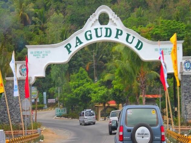 Pagudpud Welcome Arch