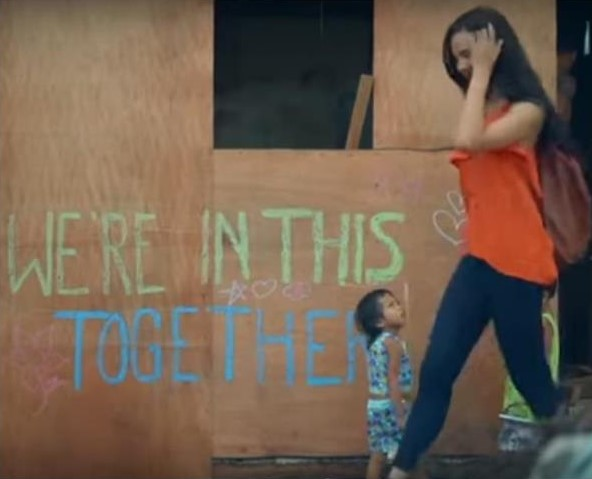 We're In This Together Lyrics