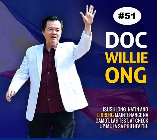 Willie Ong