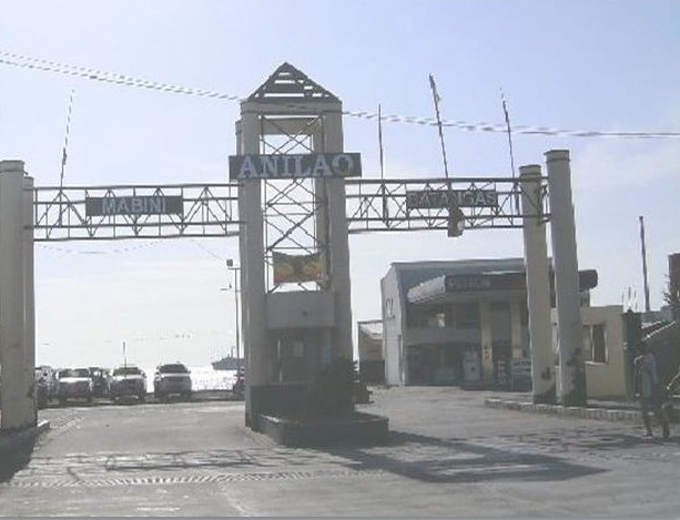 Anilao Entrance