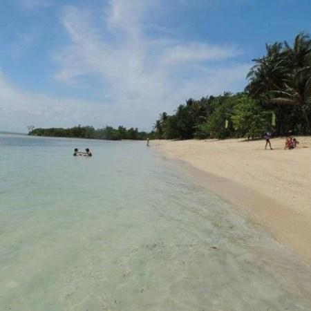 Cagbalete Island Beach