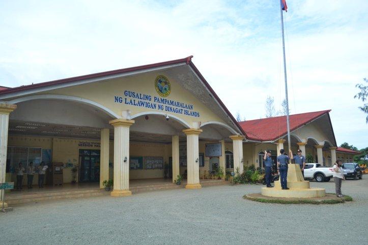 Dinagat Islands History