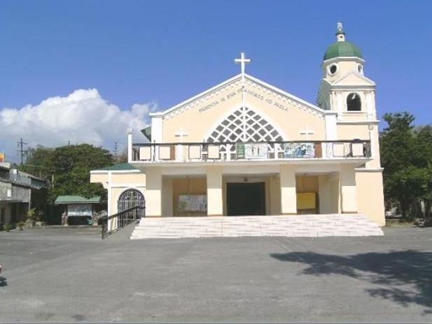Mabini Catholic Church