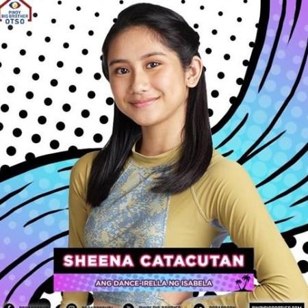 Sheena Catacutan