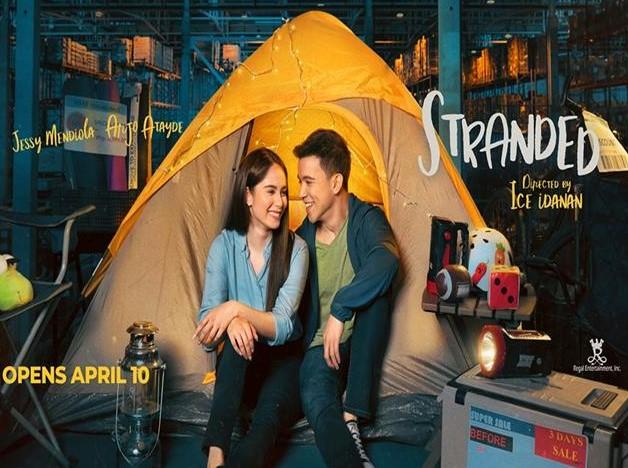 Stranded Movie Poster