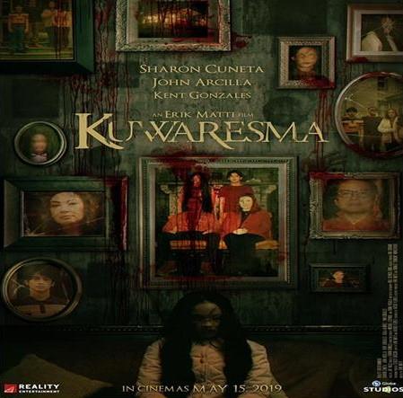 Kwaresma Movie Poster