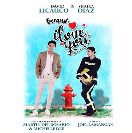 Because I Love You Movie Poster