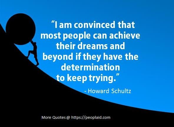 Howard Schultz Quotes