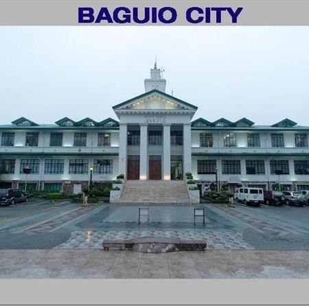 Baguio City Hall