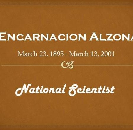 Encarnacion Alzona