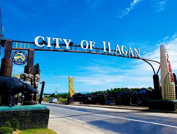 Ilagan Welcome Arch