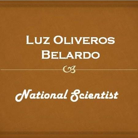 Luz Oliveros Belardo