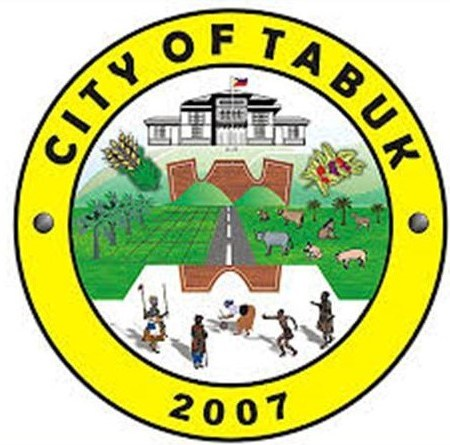 Tabuk City Seal