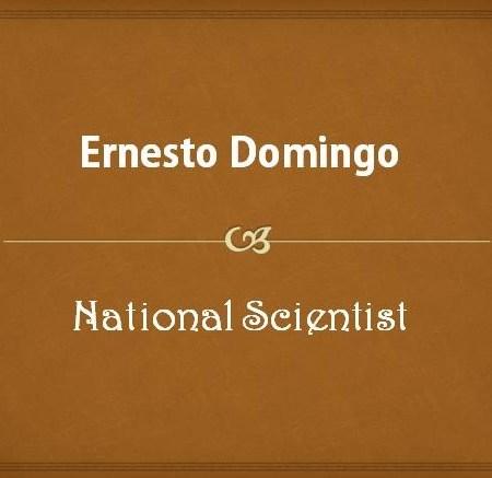 Ernesto Domingo