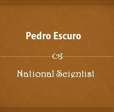 Pedro Escuro