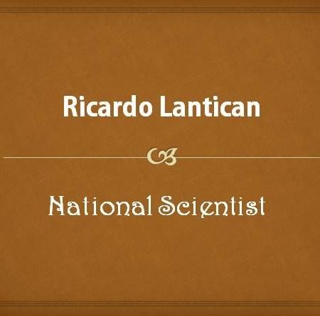 Ricardo Lantican